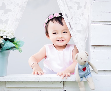 Chụp hình newborn đẹp