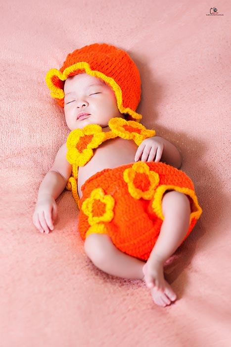 Dịch vụ chụp hình em bé chuyên nghiệp